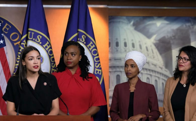 Democratic squad