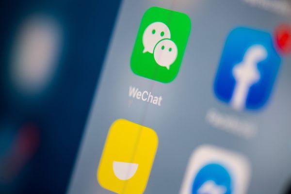 FRANCE-CHINA-INTERNET-TECHNOLOGY-SOCIAL NETWORK