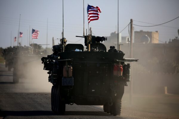 us force in syria