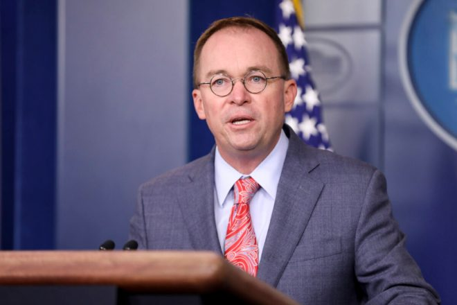 mulvaney comments