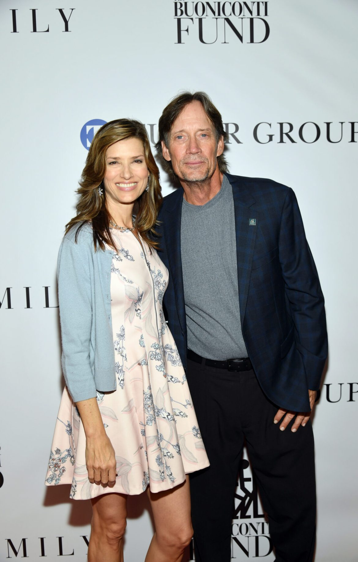 Sam Sorbo and Kevin Sorbo