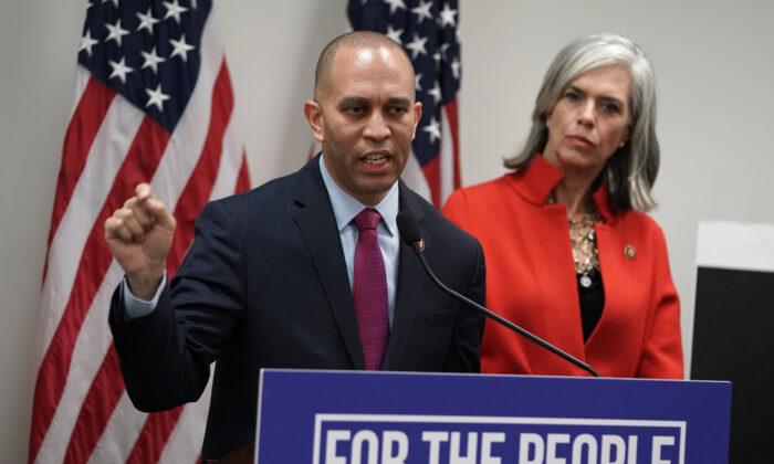 Democrat Caucus: Republican's Push to Fill Supreme Court Seat is to Repeal Obamacare