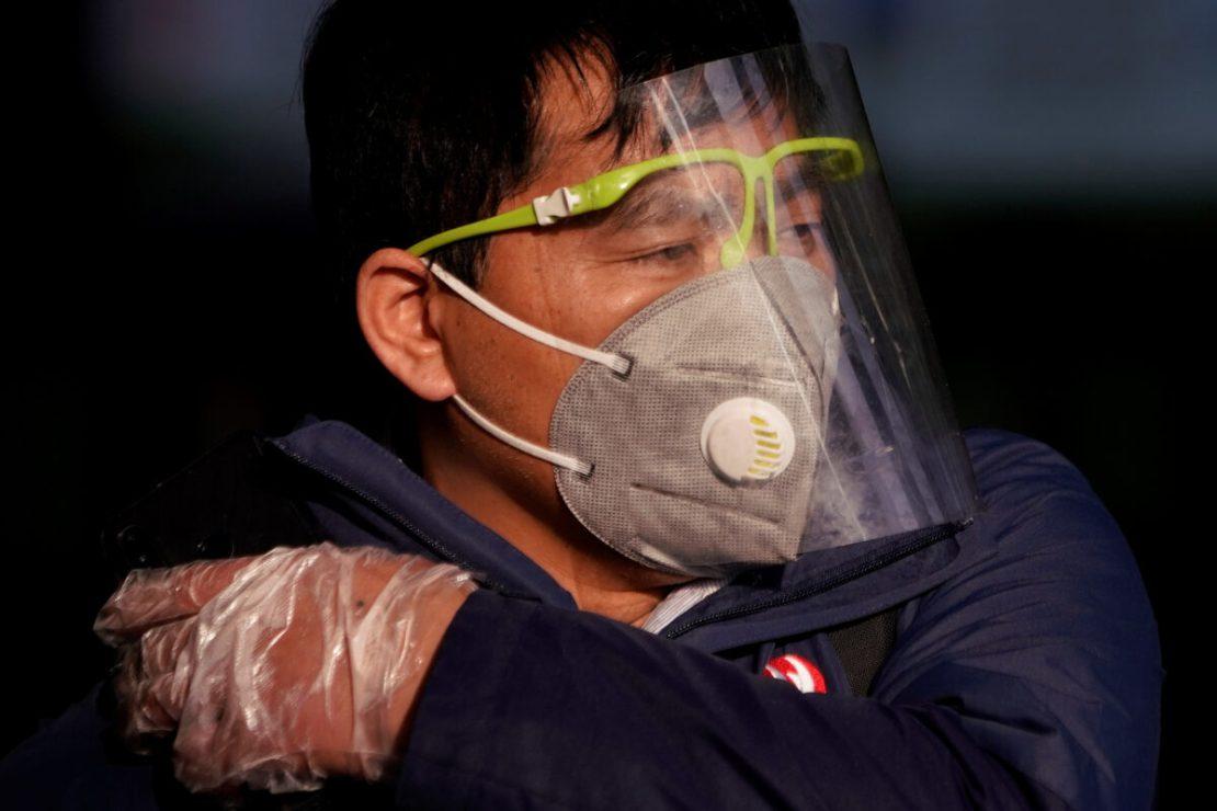 trung quốc ncov coronavirus mới đang từ chối