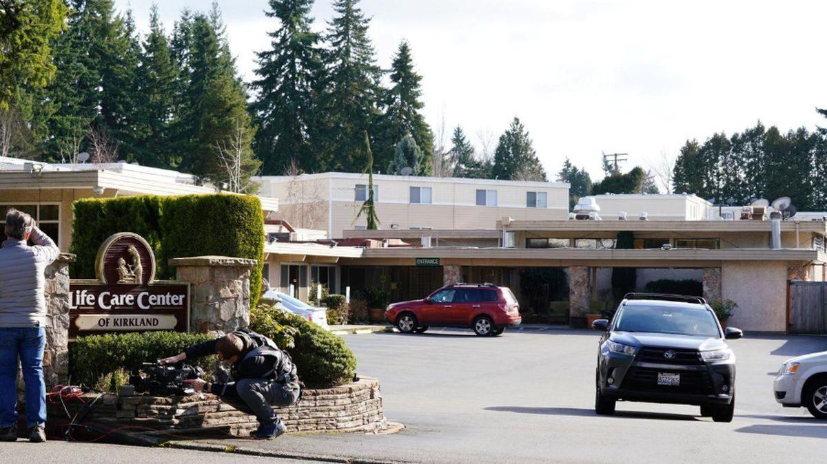 Washington State Nursing Home on Lockdown After ... on Life Care Center Of Kirkland id=35976
