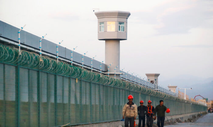 House Passes Bill to Crack Down on Imports from China's Forced Labor Camps