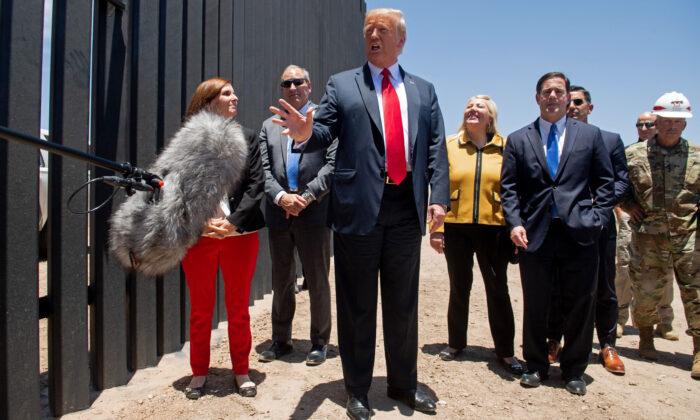 Supreme Court Denies Request to Halt Border Wall Construction