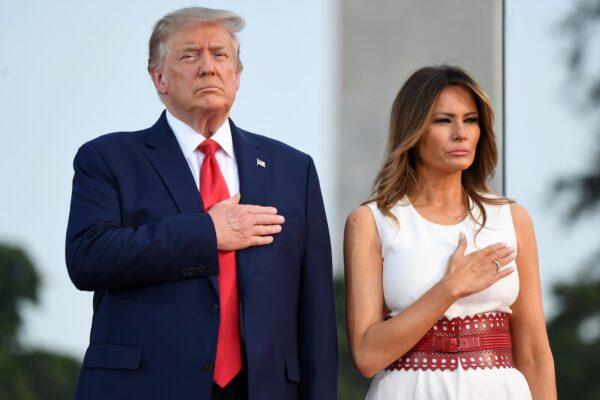 Trump July 4