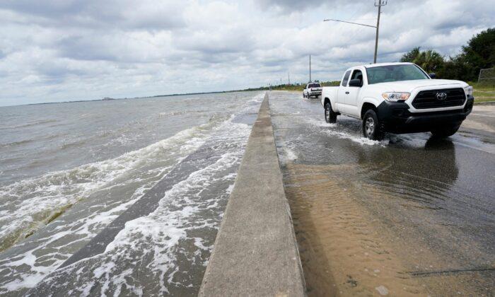 Hurricane Sally Crawling Towards Gulf Coast, Could Produce 'Historic Flooding'