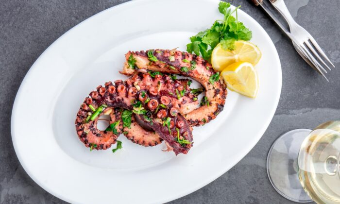 The Best Way to Cook Octopus, According to a Greek Chef