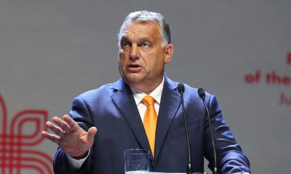 Viktor Orban Prime Minister of Hungary
