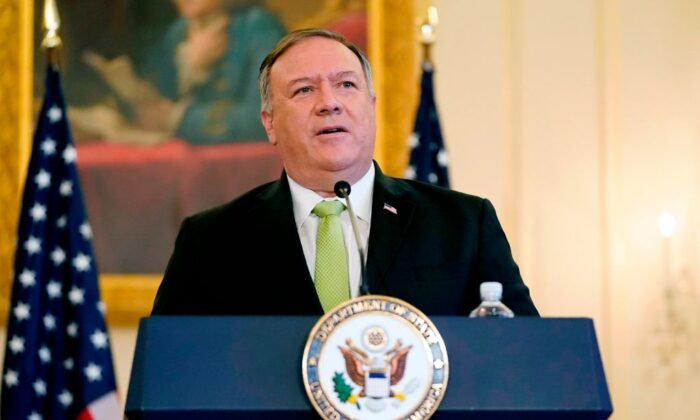 Pompeo Leads US Criticism of China's Election to UN Human Rights Council