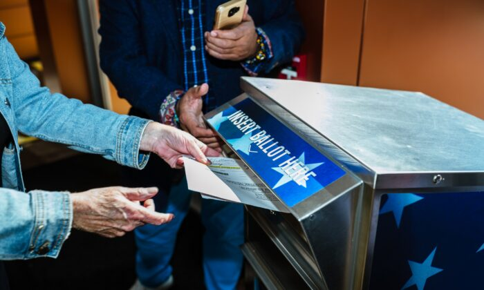 More Than 100 Absentee Ballots Found Among Undelivered Mail: Officials