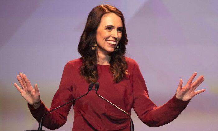 New Zealand's Ardern Wins 2nd Term in Election Landslide