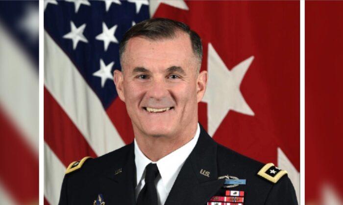 Undated photo of U.S. Army Lt. Gen.Charles A.Flynn, deputy chief of staff, G-3/5/7. (Department of Defense)