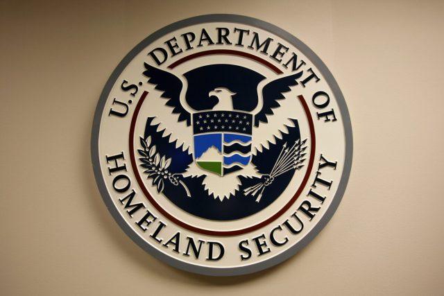 Department of Homeland Security emblem
