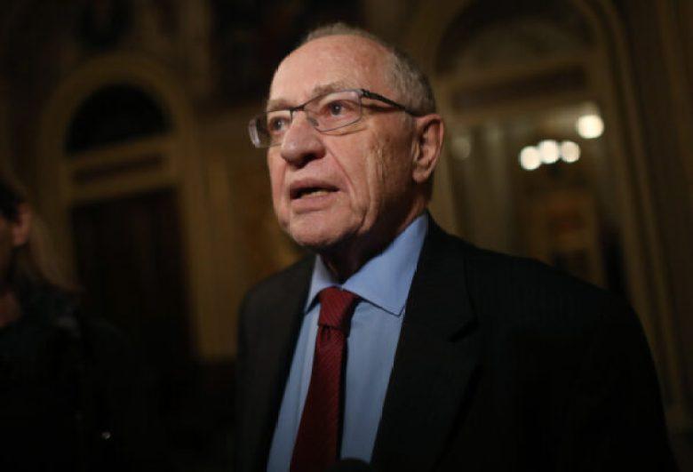 Attorney Alan Dershowitz