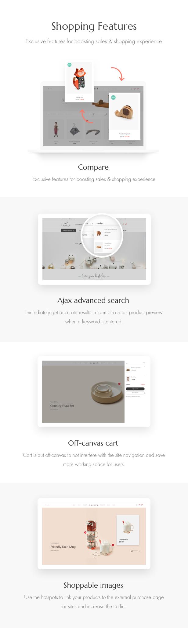 Handmade shop WooCommerce WordPress Theme - Tons of tools