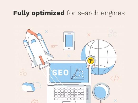 Fashion WooCommerce WordPress Theme - Search Engine Optimization