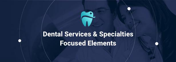 SmilePure - Dental & Medical Care WordPress Theme - 5