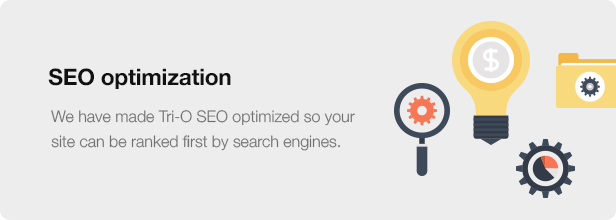 Interior Design WordPress Theme - SEO optimization