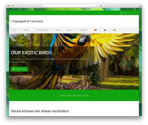 WP theme Prosperity - pappagalli-taormina.org