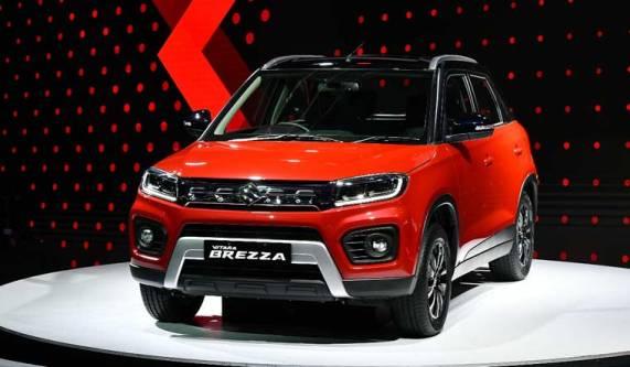 Maruti Suzuki unveils Vitara Brezza with petrol engine at Auto Expo - The Week
