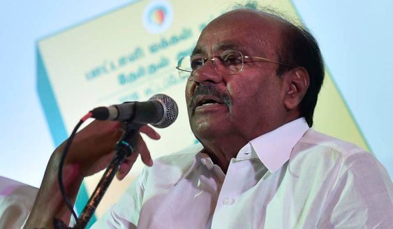 Tamil Nadu: Viral video shows Ramadoss threatening to hack journalists -  The Week