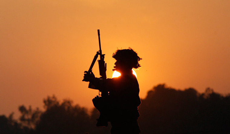 Indian Army Considering Proposal To Allow Civilians In Force For 3 Years The Week