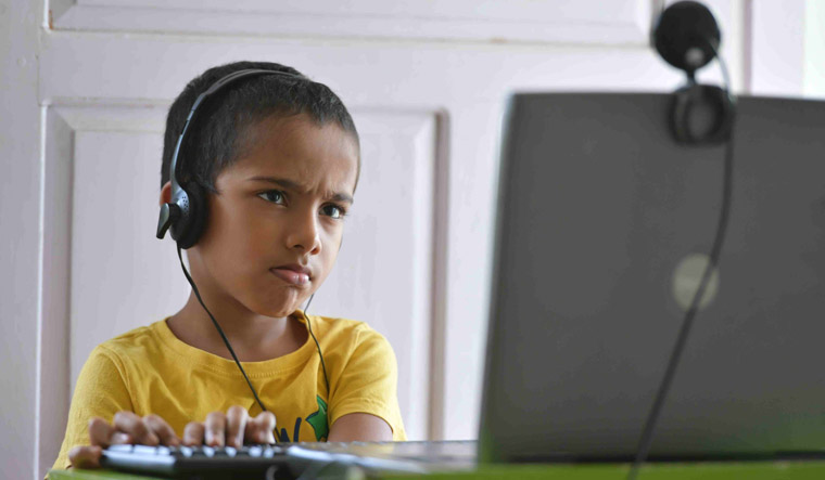 Karnataka govt bans online classes for lower primary, primary school  students - The Week