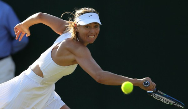 Wimbledon: Sharapova stunned by fellow-Russian qualifier ...