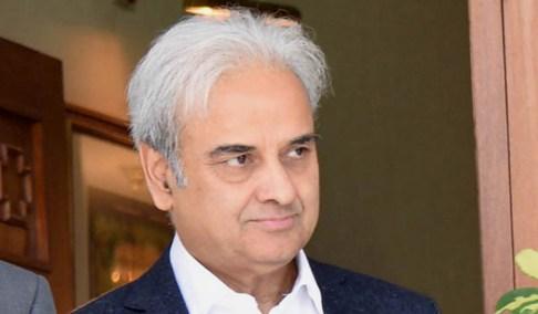 Image result for Former chief justice Nasirul Mulk named Pakistan's caretaker PM