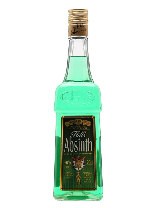 Hills Absinthe The Whisky Exchange