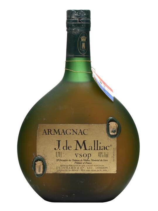 J De Malliac VSOP The Whisky Exchange
