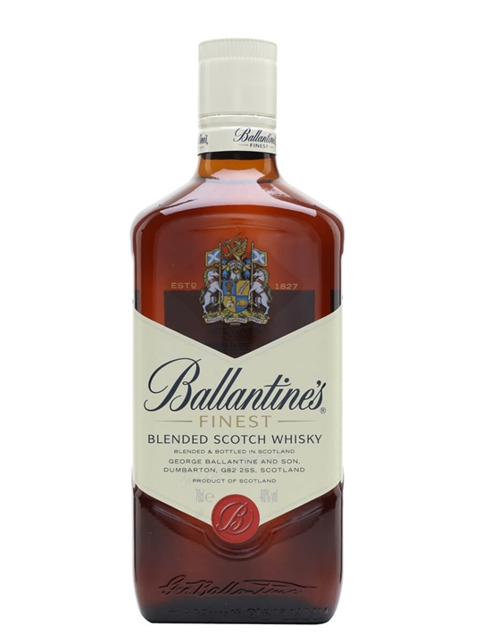 Ballantines Finest The Whisky Exchange