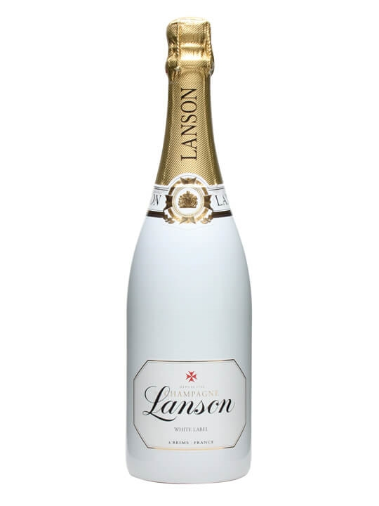 Lanson White Label NV Champagne The Whisky Exchange