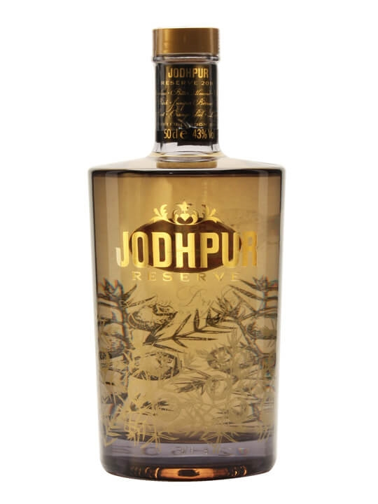 Jodhpur Reserve London Dry Gin 50cl Buy From The Whisky