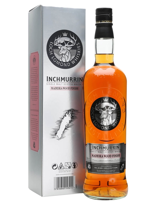 Inchmurrin Madeira Wood Finish Scotch Whisky The Whisky