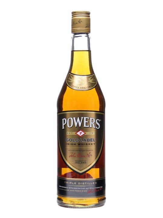 Powers Gold Label Irish Whiskey The Whisky Exchange