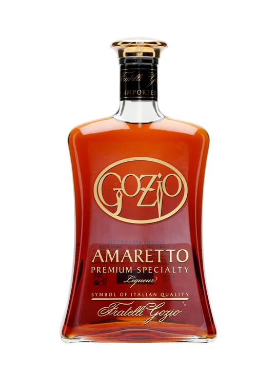 Gozio Amaretto Liqueur The Whisky Exchange