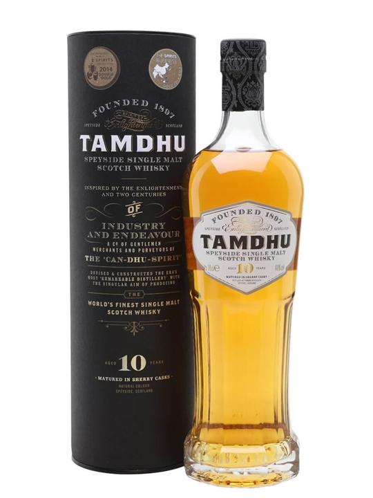 Tamdhu 10 Year Old Scotch Whisky The Whisky Exchange