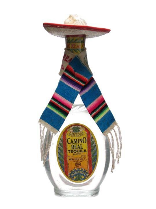 Camino Real Blanco Tequila Bot 1960s The Whisky Exchange