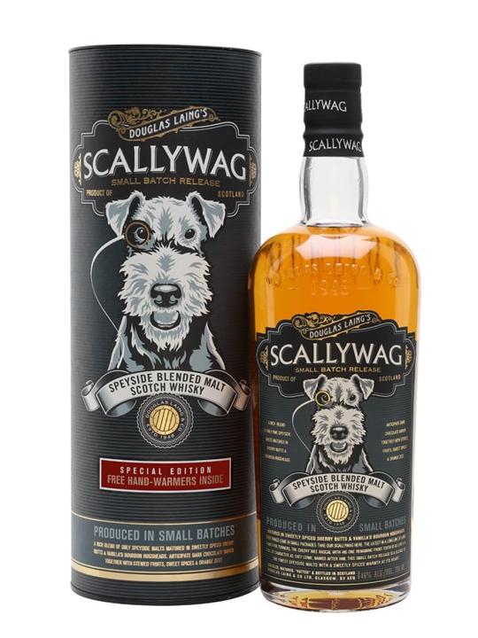 Scallywag Speyside Blended Malt The Whisky Exchange