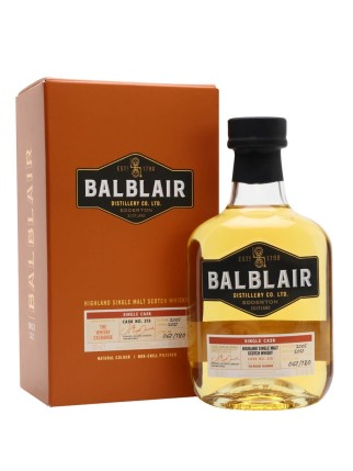 Balblair 2005 / Bot.2021 / Exclusive To The Whisky Exchange