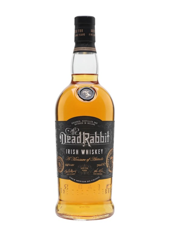 The Dead Rabbit Irish Whiskey / 5 Year Old