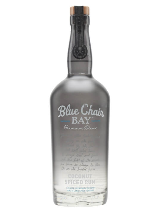 Blue Chair Bay Coconut Spiced Rum Spirit Drink The