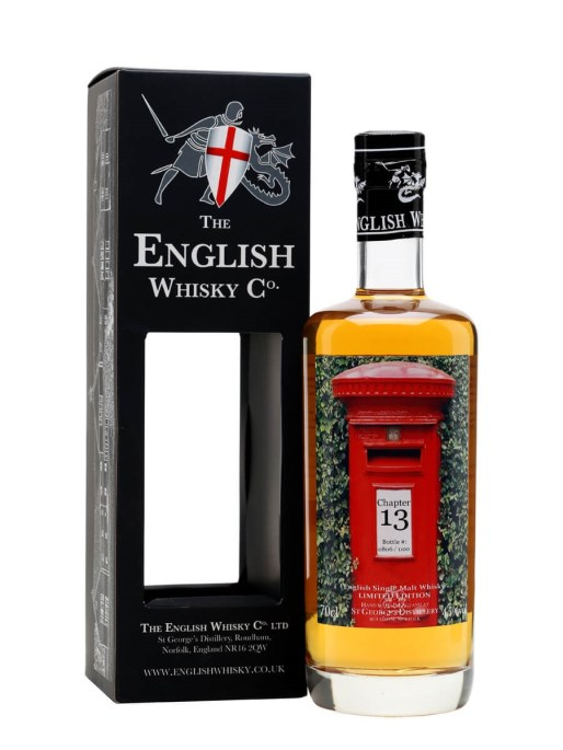 St. George's Distillery Chapter 13 / Letter Box