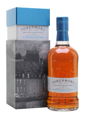 Tobermory 2005 / 12 Year Old / Fino Cask Finish