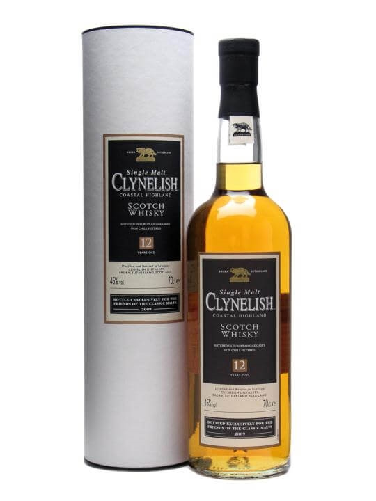 Clynelish 12 FotCM at The Whisky Exchange