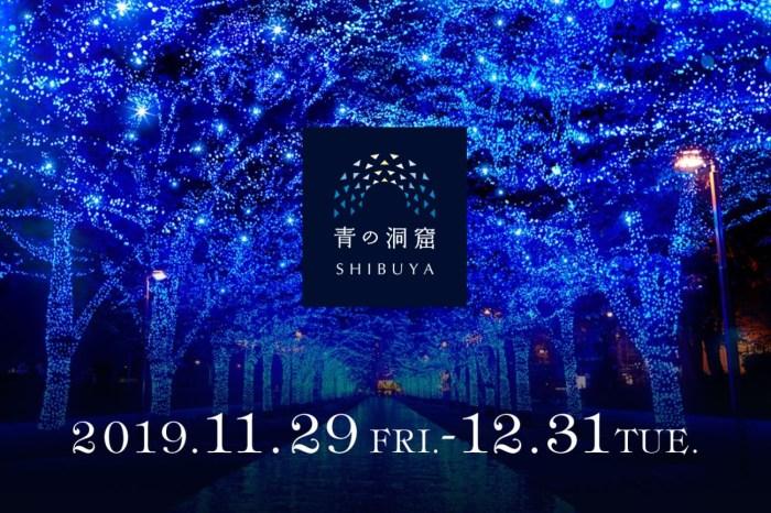 【2020東京點燈】青の洞窟:人氣度全國第1名、東京都内第1位冬季點燈!