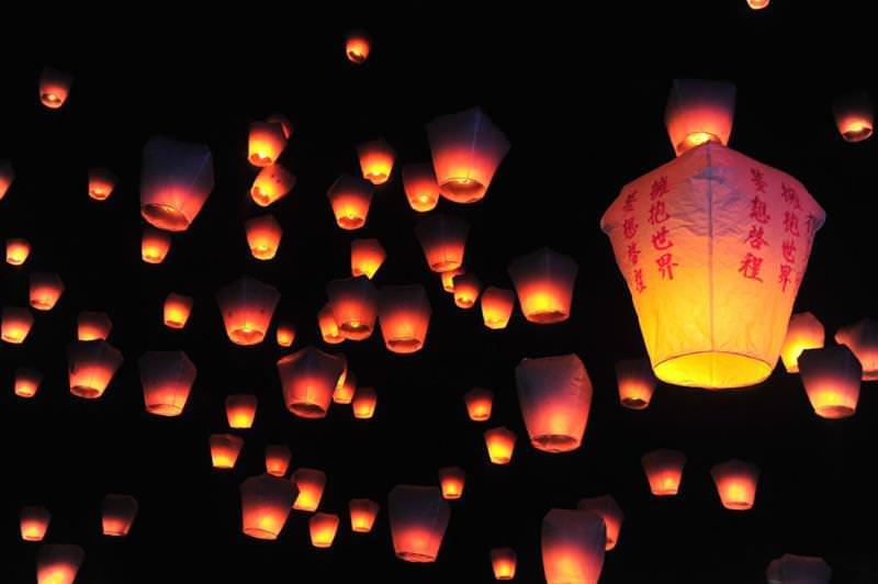 【2020平溪天燈節】2/8元宵節活動、放天燈時間、報名方式、交通管制、天燈回收方式!